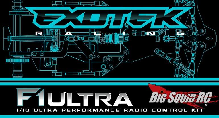 Exotek F1 Ultra RC Racing Kit
