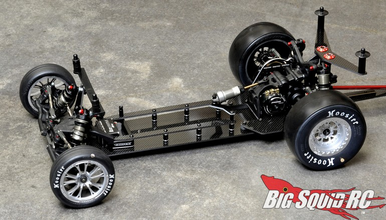 Exotek Vader Drag Race Chassis Conversion Kit