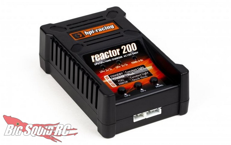 HPI Reactor 200 Battery Charger