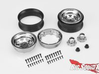 JConcepts Colt 1.9 Beadlock Chrome Wheels