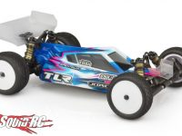 JConcepts P2 TLR 22 5.0 Elite Clear Body