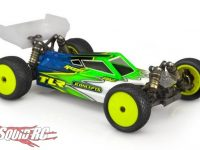 JConcepts S2 Clear Body TLR 22X-4