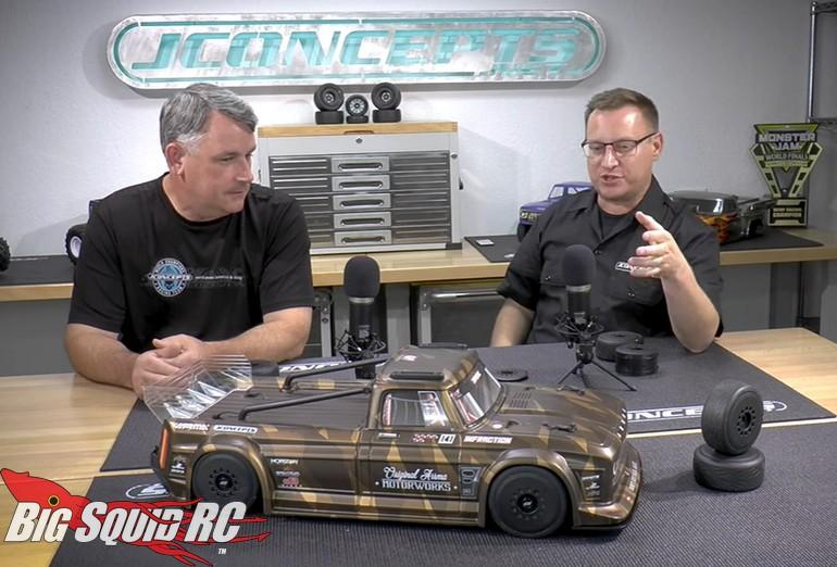 JConcepts Speed Fan Cheetah Video