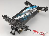 JConcepts TLR 22X-4 Precut Chassis Protective Sheet