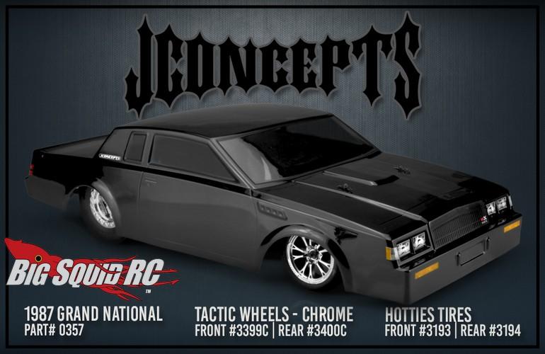 JConcepts Tactic Street Eliminator Wheels Chrome