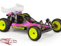 JConcepts Team Associated RC10B2 Authentic Body