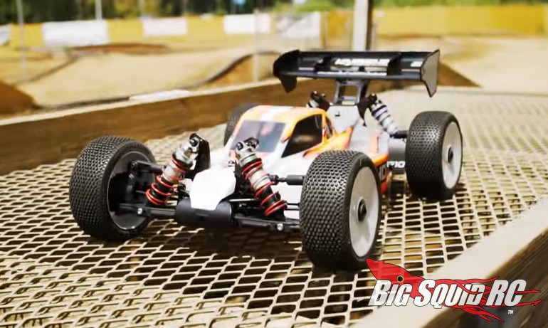 Kyosho Inferno MP10e RC Buggy Video