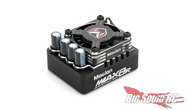 Maclan Racing MMax 8R Brushless ESC