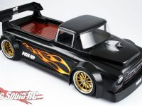 Mon-tech Racing Pick-Up Clear Body