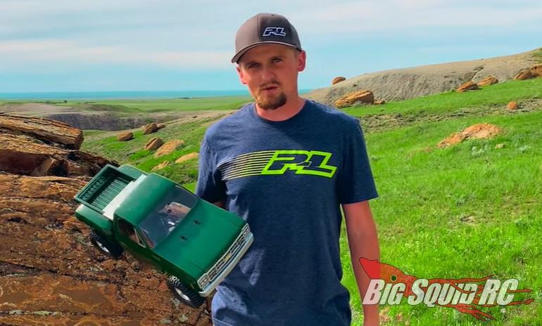 Pro-Line Ty Tessmann Rock Crawling Video