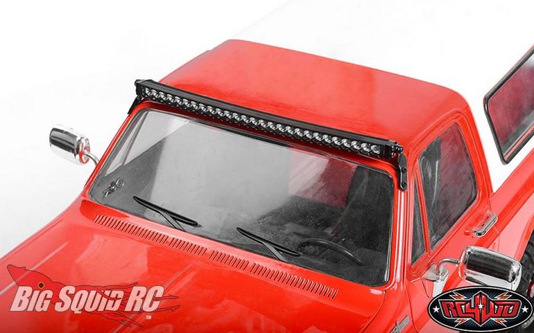 RC4WD Baja Designs Arc Light Bar Chevy Blazer