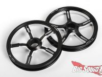 RC4WD RC Components Fusion Drag Race Front Wheels