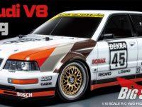 Tamiya 1991 Audi V8 Touring