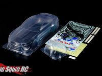 Tamiya Ford Mustang GT4 Clear Body RC