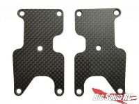 Team Associated Factory Team Carbon Fiber Arm Inserts RC8B3.2