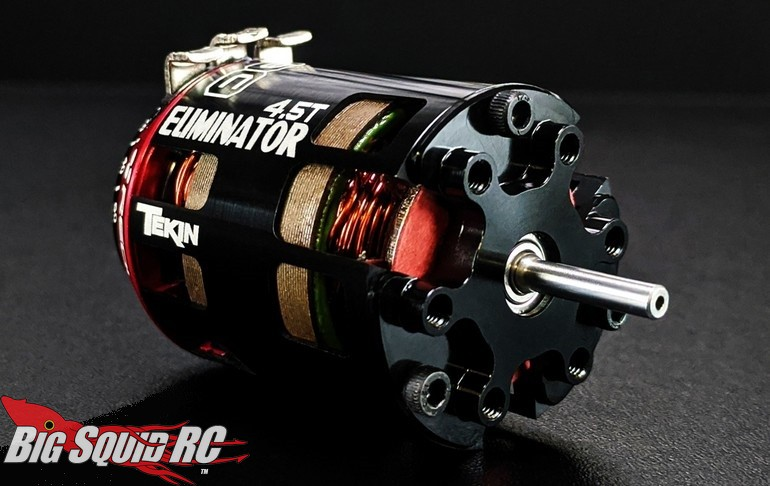 Tekin RC GEN4 Eliminator Drag Racing Motors