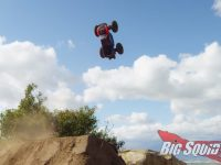Traxxas Maxx RC Downhill Action Video