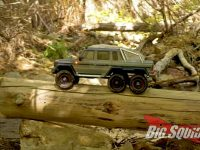 Traxxas Mercedes-AMG G 63 Six-Wheel Drive Summer Fun Video