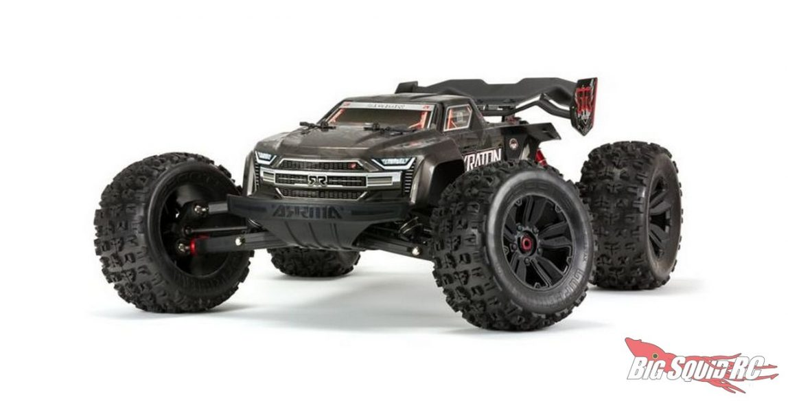 ARRMA 8th Scale Kraton EXtreme Bash Roller