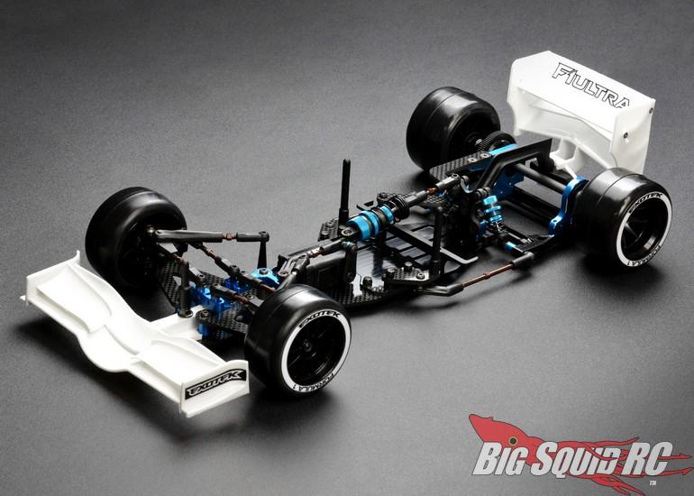 Exotek Racing F1ULTRA Kit