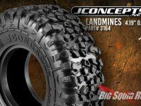 JConcepts Landmines 4.19 Tires