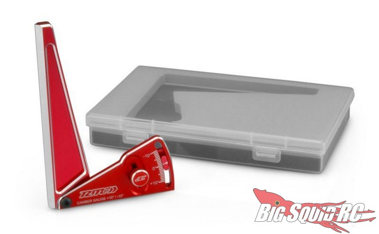 JConcepts RM2 Aluminum 8th Scale Camber Gauge