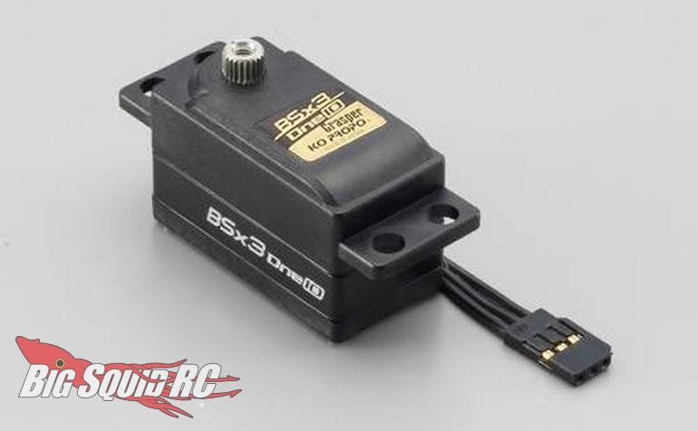 KO Propo BSx3-one10 Grasper Type-S Servo