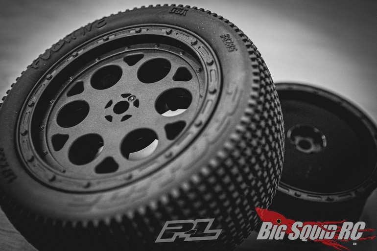 Pro-Line Showtime Dirt Oval Wheels