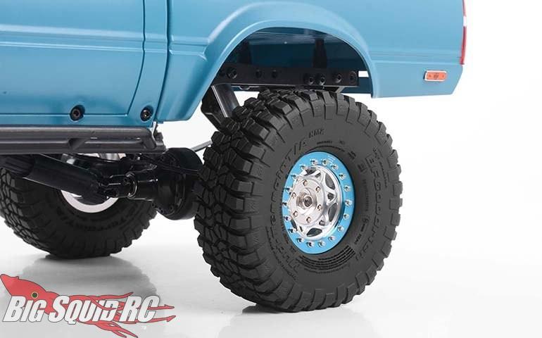 RC4WD BFGoodrich Mud Terrain TA KM2 1.55 Tires