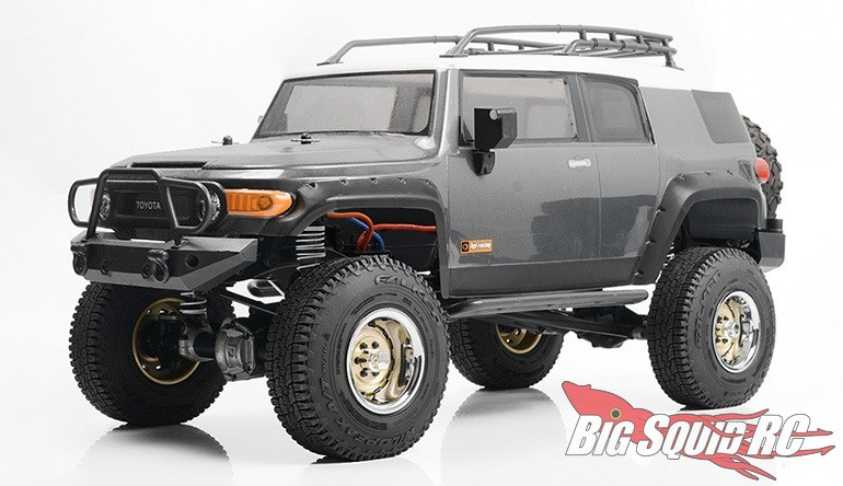 RC4WD Falken Wildpeak AT Trail 1.9 Scale Tires