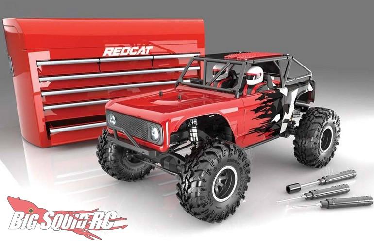 Redcat Wendigo Scale Rock Racer RC Kit