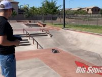 Rivkin Associated Skate Park Bash Video