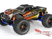 Traxxas Maxx How To Upgrade