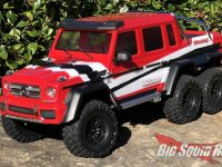 Traxxas Project Build Brushless TRX-6