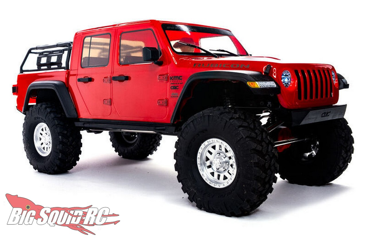 Axial Racing Jeep Jt Gladiator Scx10 Iii Rtr Rock Crawler With Portals Big Squid Rc Rc Car And Truck News Reviews Videos And More