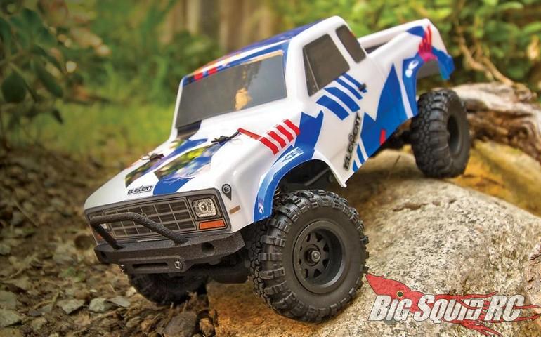 Element Enduro24 Sendero RTR Trail Truck