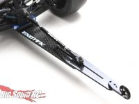 Exotek Adjustable Wheelie Bar Set Associated B6.2