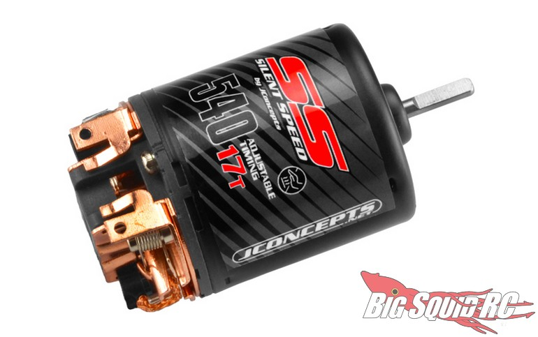 JConcepts Silent Speed 17T Brushed Motor