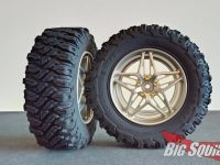 Kaioz RC Model Studio 2.8 Aluminum Rock Crawling Wheels