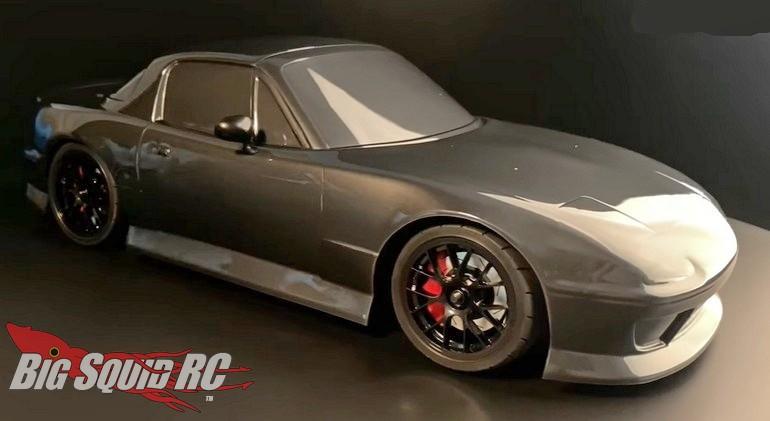 Max Speed Technology Mazda MX-5 Miata Clear Body