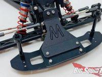 McAllister Racing Associated DR10 SC10 Body Mount Kit Drag Racing