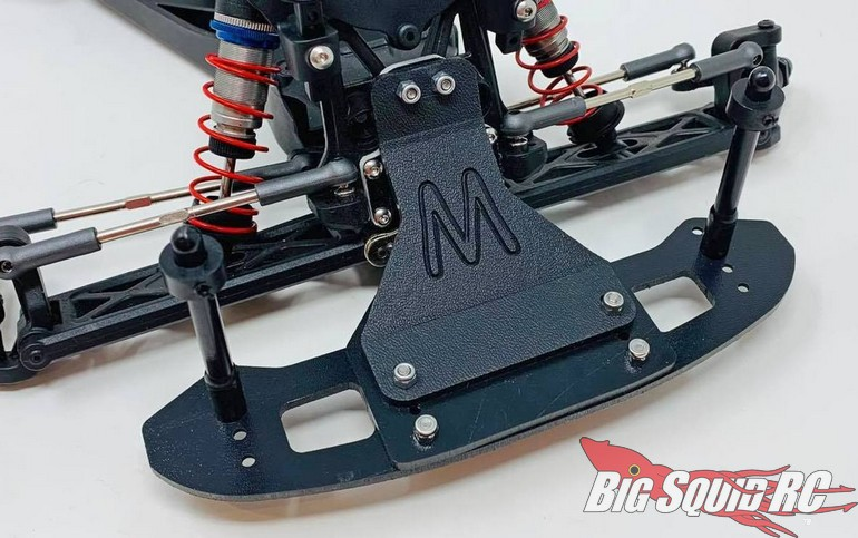 McAllister Racing Associated DR10 SC10 Body Mount Kit Drag Racing