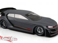 Mon-Tech Racing GTI Vision FWD Clear Body