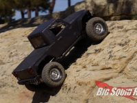 PitBull RC BloodAxe Tire Rock Crawling Video