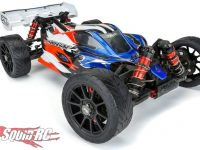 Pro-Line Pre-Mounted Avenger HP Belted 8th Buggy Street Tires