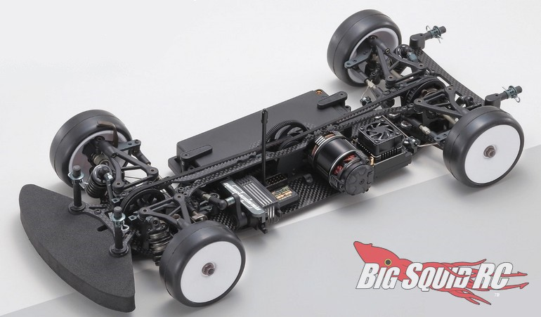 RC Mugen Seiki MTC2 Touring Car Kit