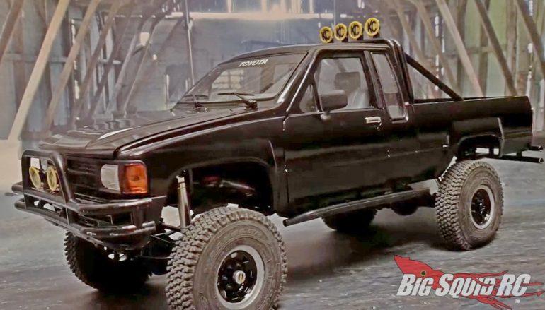RC4WD 1987 Toyota XtraCab Hard Body