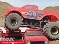 RC4WD Carbon Assault Manticore Monster Truck