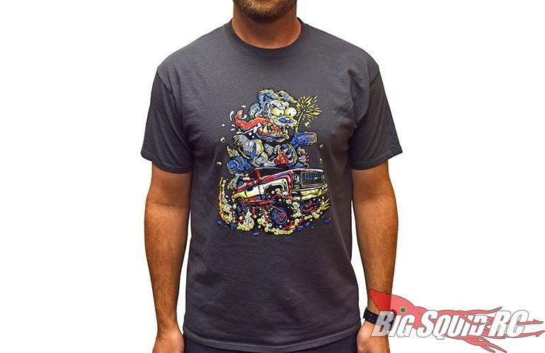 RC4WD DogFunk T-Shirt Scale Rock Crawling