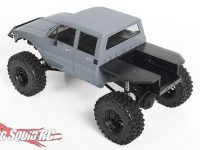 RC4WD Machined Delrin Bed C2X Comp Truck